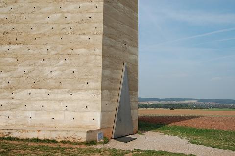 Bruder Klaus Kapelle|ブラザークラウス野外礼拝堂|ドイツ旅行
