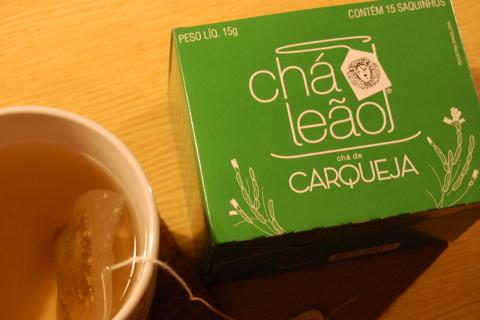 カルケージャティー|chá de carqueja