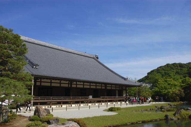 Tenryuji at Arashiyama, Kyoto