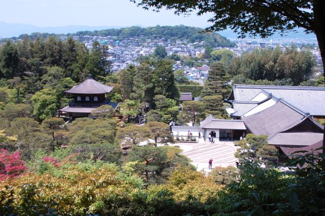 Silver Pavilion, Ginkaku-ji, Kyoto