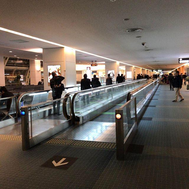 出張完了!福岡に帰ります。