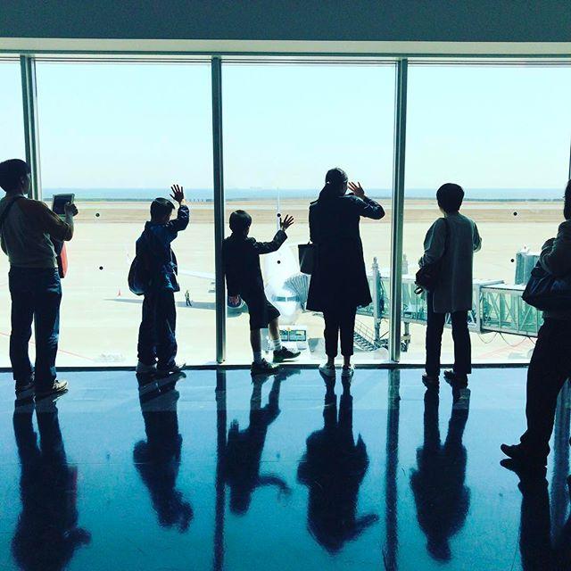 空港はしごしてます。