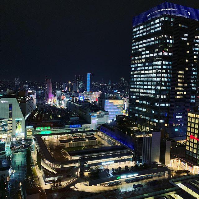 World busiest station, Shinjuku.